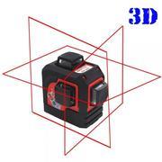 Лазерный  нивелир,  уровень Fukuda 3D-Laser 3-360  красные лучи