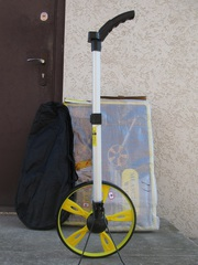Электронное измерительное колесо (Курвиметр)